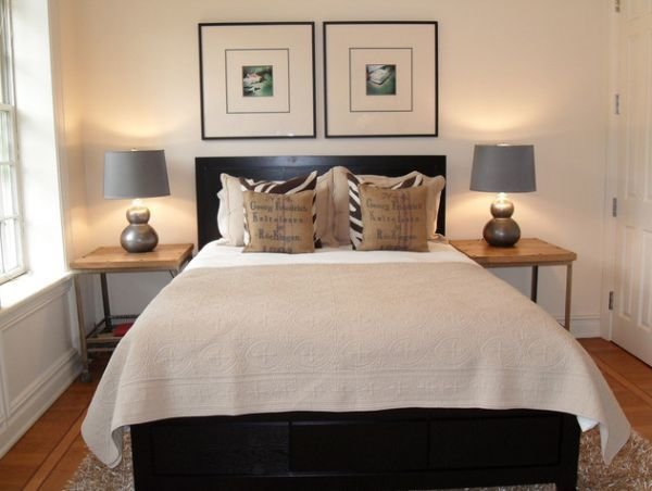 Best How To Design A Room Around A Black Bed With Pictures