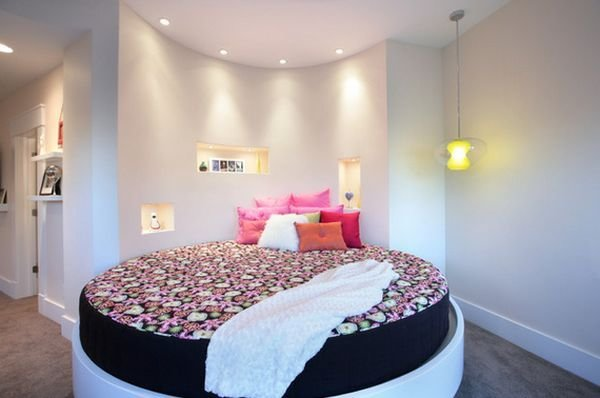 Best The Controversial Round Beds – A Bold Statement Or An Unpractical Choice With Pictures