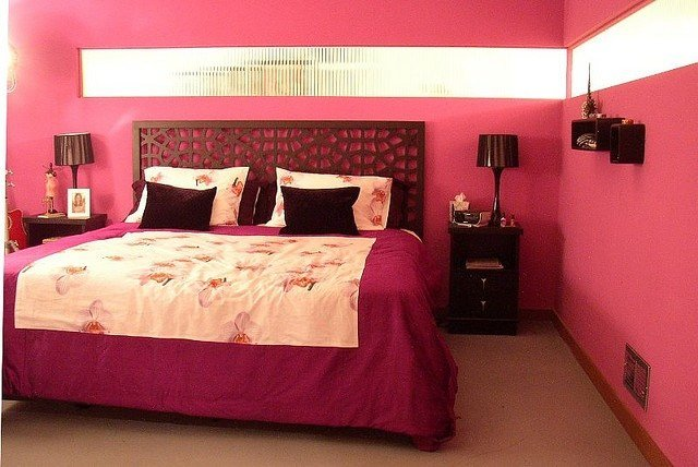 Best Dipped In Cranberry Monochromatic Rooms With Pictures
