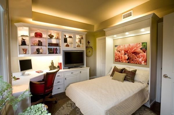 Best Maximize Small Spaces Murphy Bed Design Ideas With Pictures