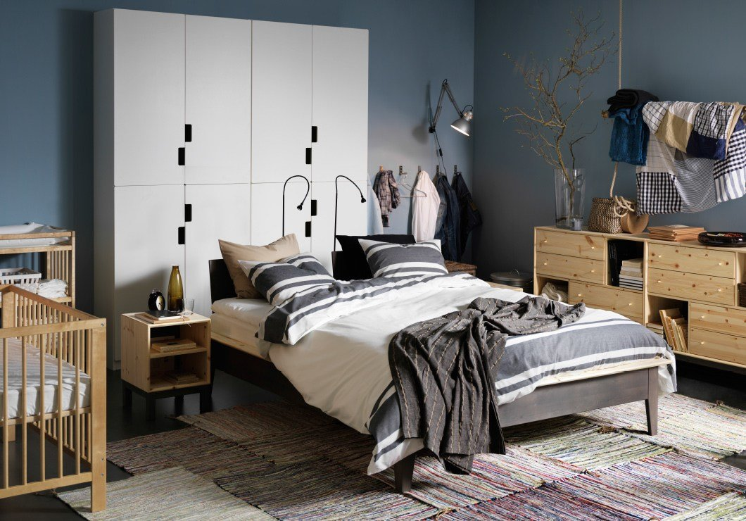 Best 45 Ikea Bedrooms That Turn This Into Your Favorite Room Of With Pictures