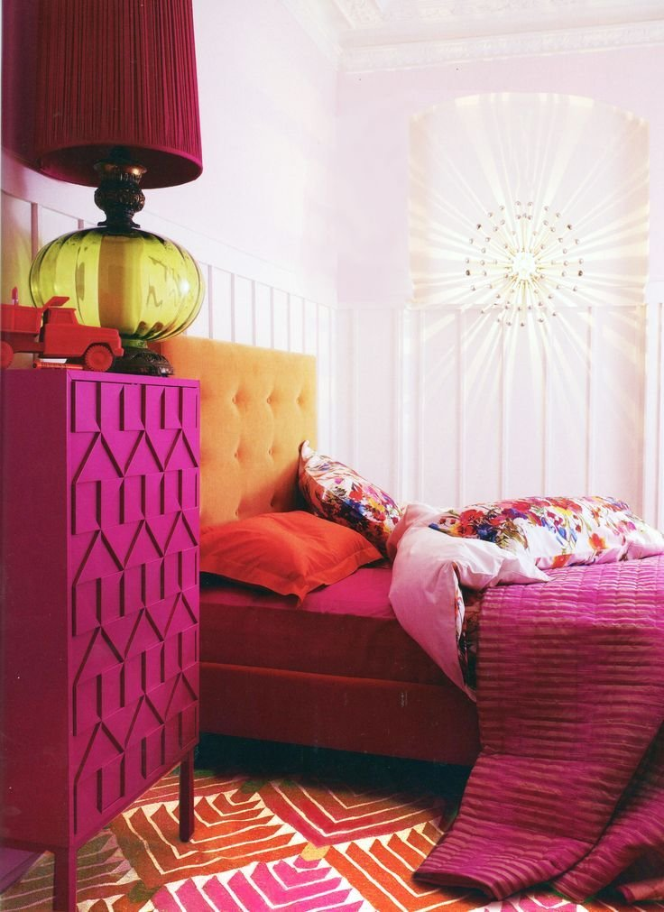 Best 10 Calming Bedrooms With Analogous Color Schemes With Pictures