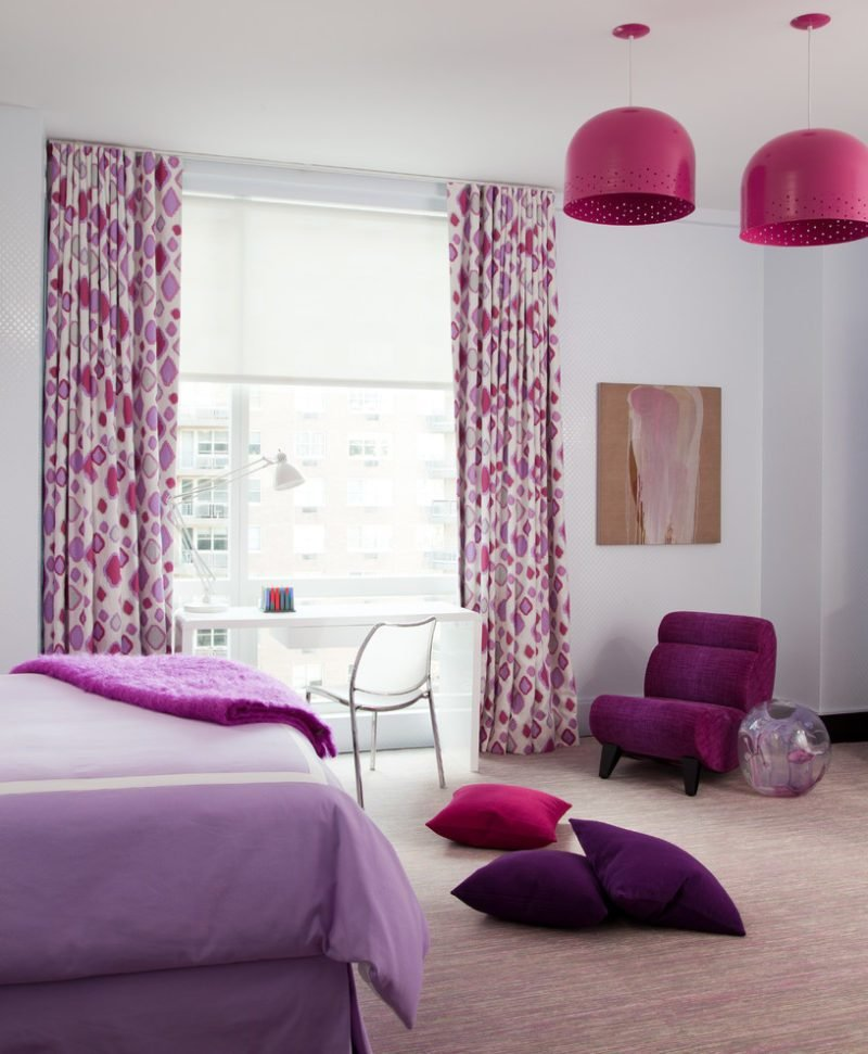 Best Pink And Purple Bedroom Home Decorating Trends Homedit With Pictures