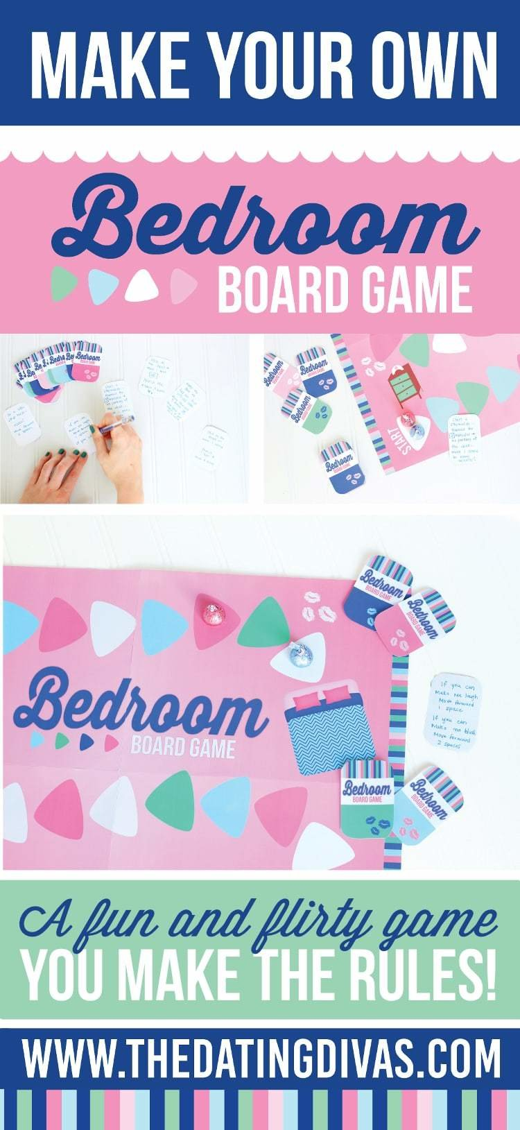 Best Diy Bedroom Board Game The Dating Divas With Pictures