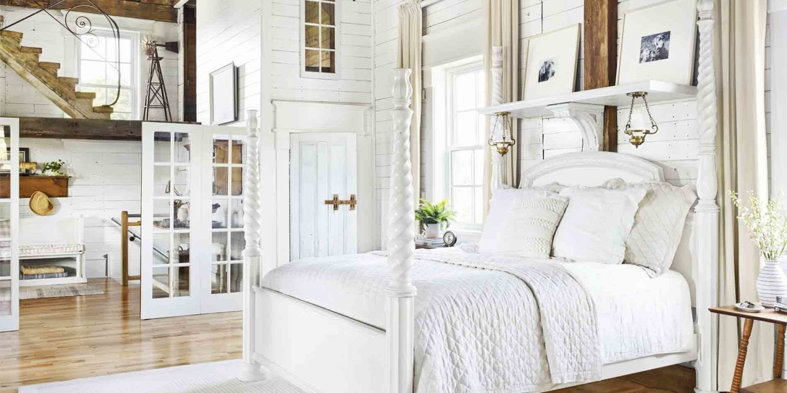 Best 28 Best White Bedroom Ideas How To Decorate A White Bedroom With Pictures