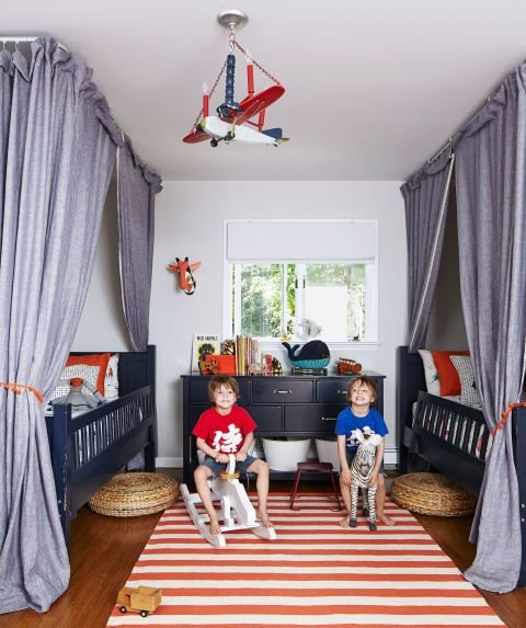 Best 50 Kids Room Decor Ideas – Bedroom Design And Decorating With Pictures