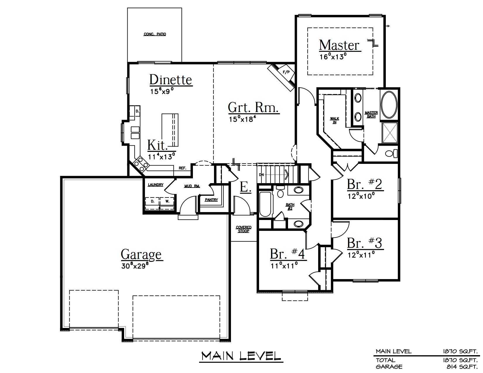 Best 4 Bedroom Ranch Dreamscape Homes With Pictures