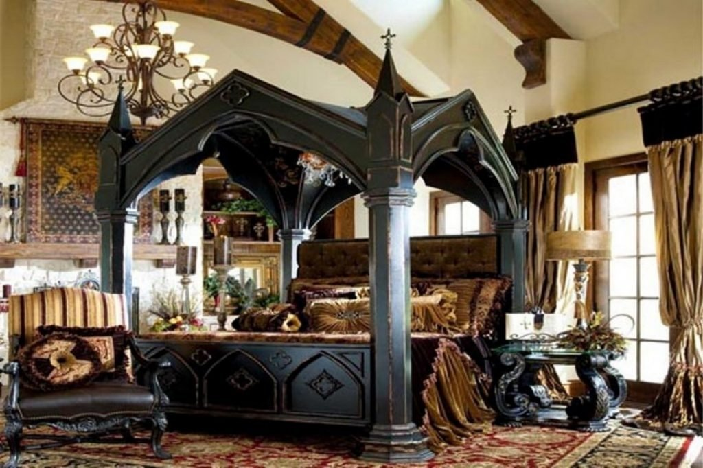 Best 20 Best Gothic Bedroom Ideas Decoration Channel With Pictures