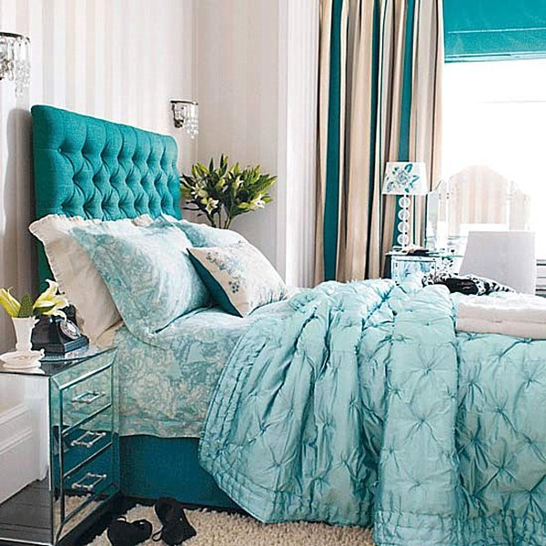 Best Cool Teal Home Decor For Spring And Summer With Pictures