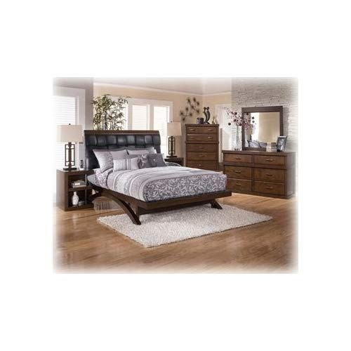 Best Amazon Com Ashley Minburn Queen Contemporary Bedroom Set With Pictures