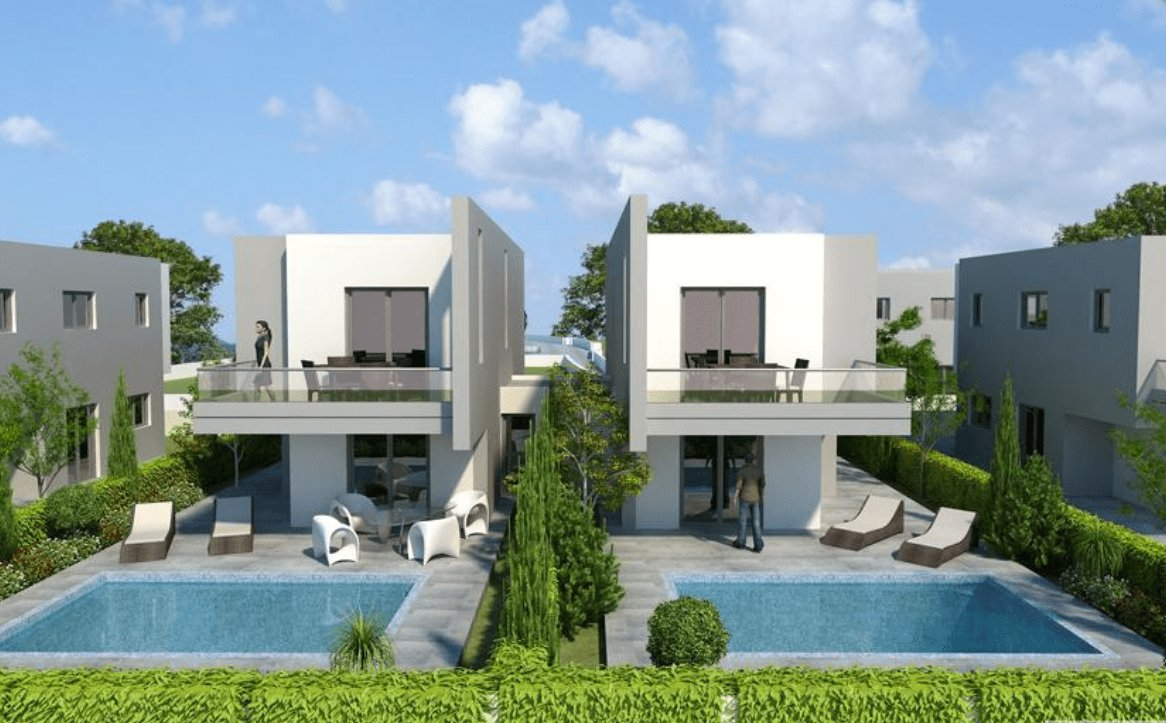 Best For Sale 2 Bedroom Townhouse Koloni Paphos Elegant With Pictures