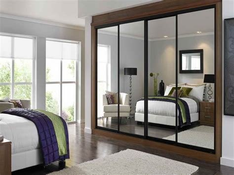 Best Bedroom Beautiful Mirror Wardrobe Design And Types With Pictures