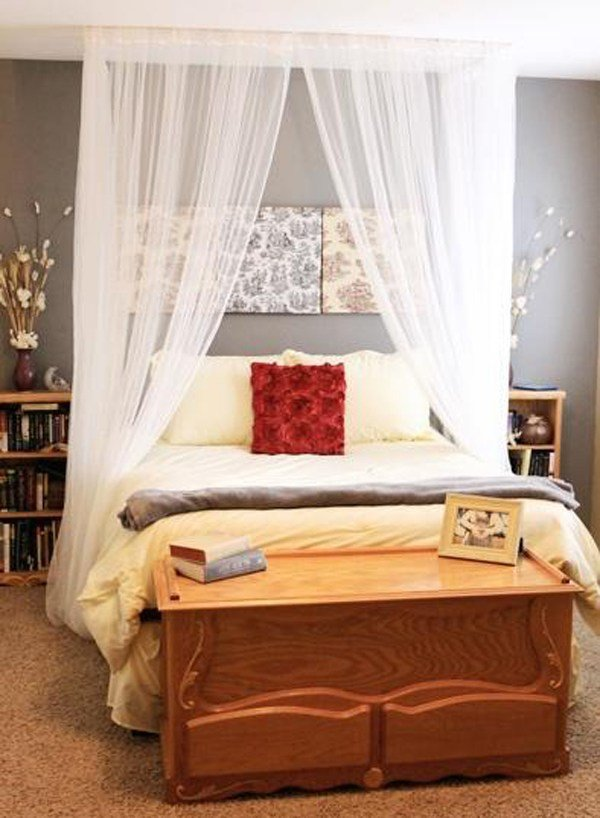 Best Romantic Luxurious Bedroom Canopies Fab You Bliss With Pictures