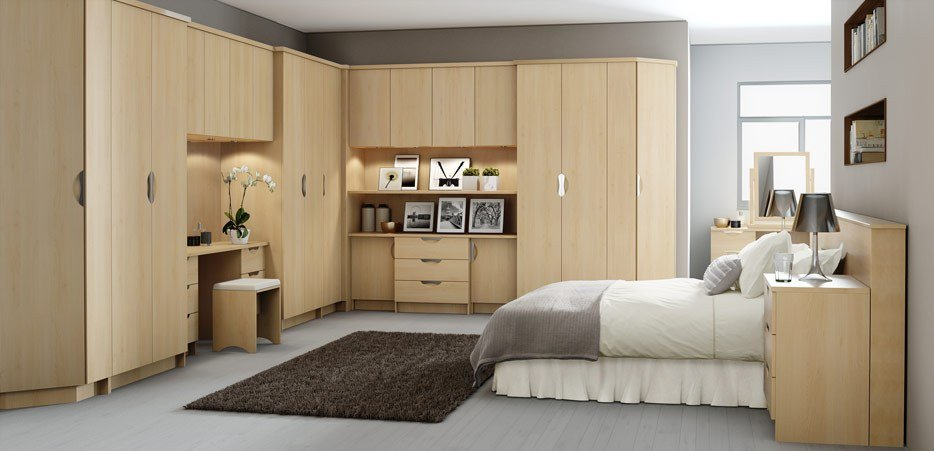 Best Modern Fitted Bedroom Furniture Yorkshire Greenvirals Style With Pictures