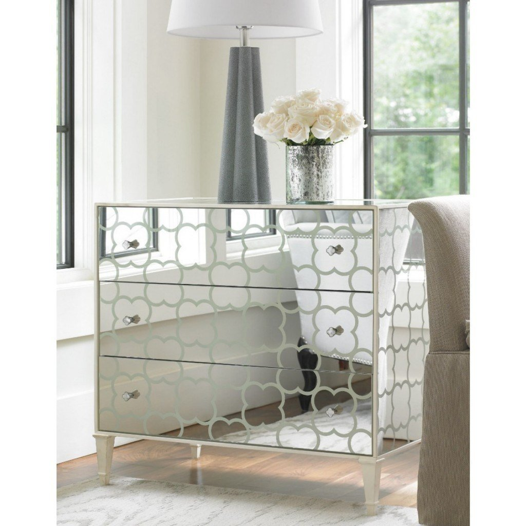 Best Vintage White Mirrored Bedroom Furniture Greenvirals Style With Pictures