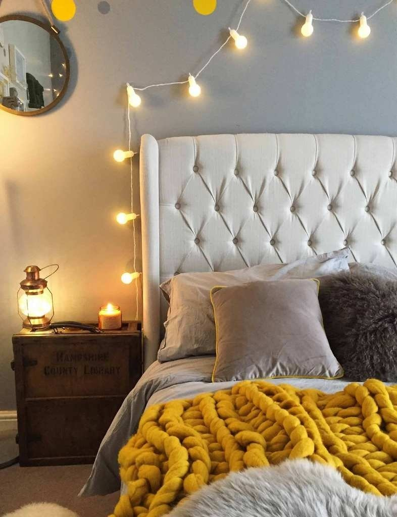 Best How To Use Fairy Lights In Bedroom Homedcin Com With Pictures