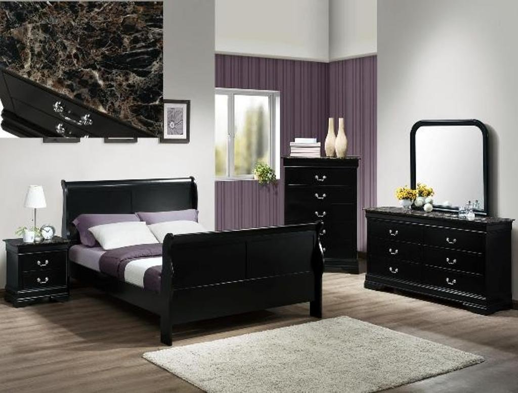 Best Cheap Queen Bedroom Sets With Mattress Homedcin Com With Pictures