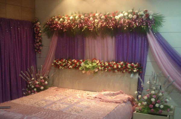 Best Bedroom Decorating Ideas Wedding Night Home Delightful With Pictures