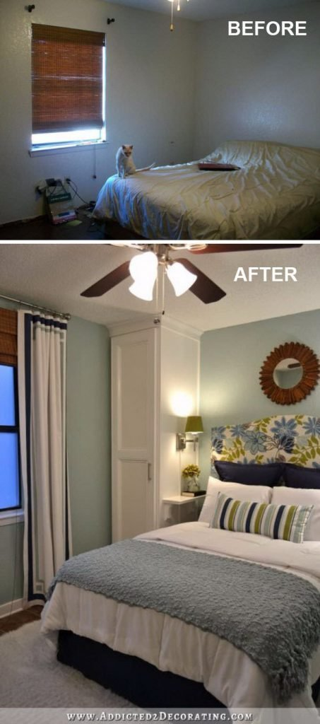 Best Creative Ways To Make Your Small Bedroom Look Bigger With Pictures