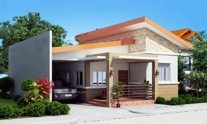 Best One Story Simple House Design Home Design With Pictures