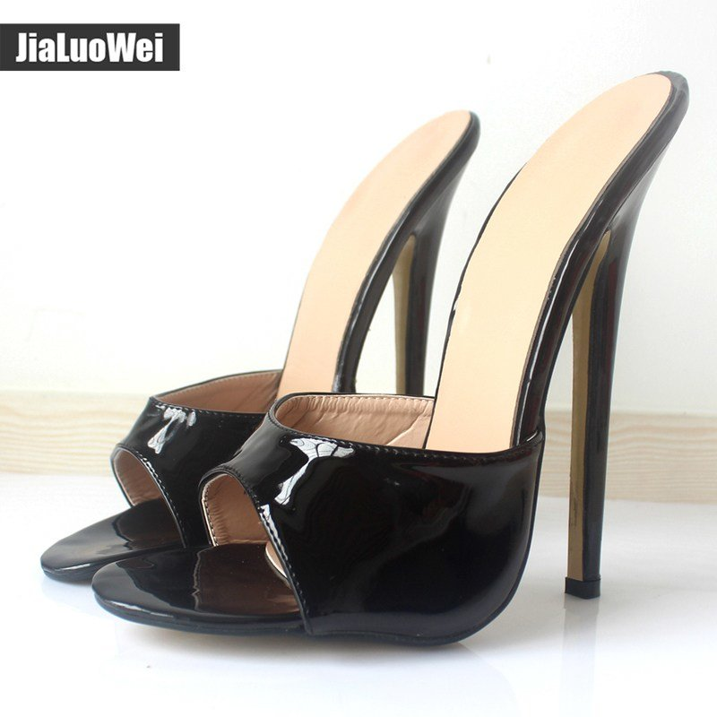 Best Extremely High Heeled Mules High Heels Daily With Pictures
