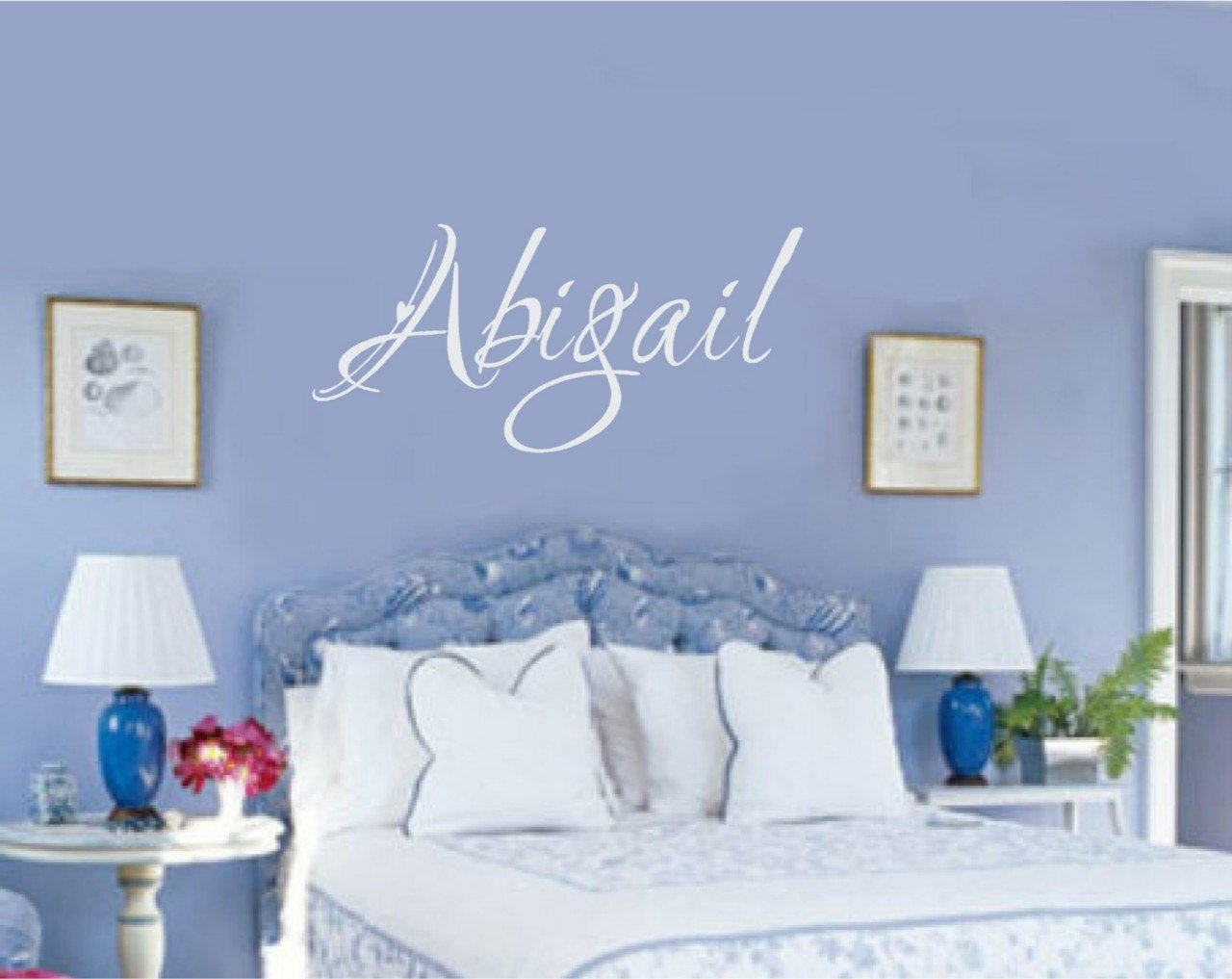 Best Custom Name Vinyl Decal Wall Sticker Words Letters With Pictures