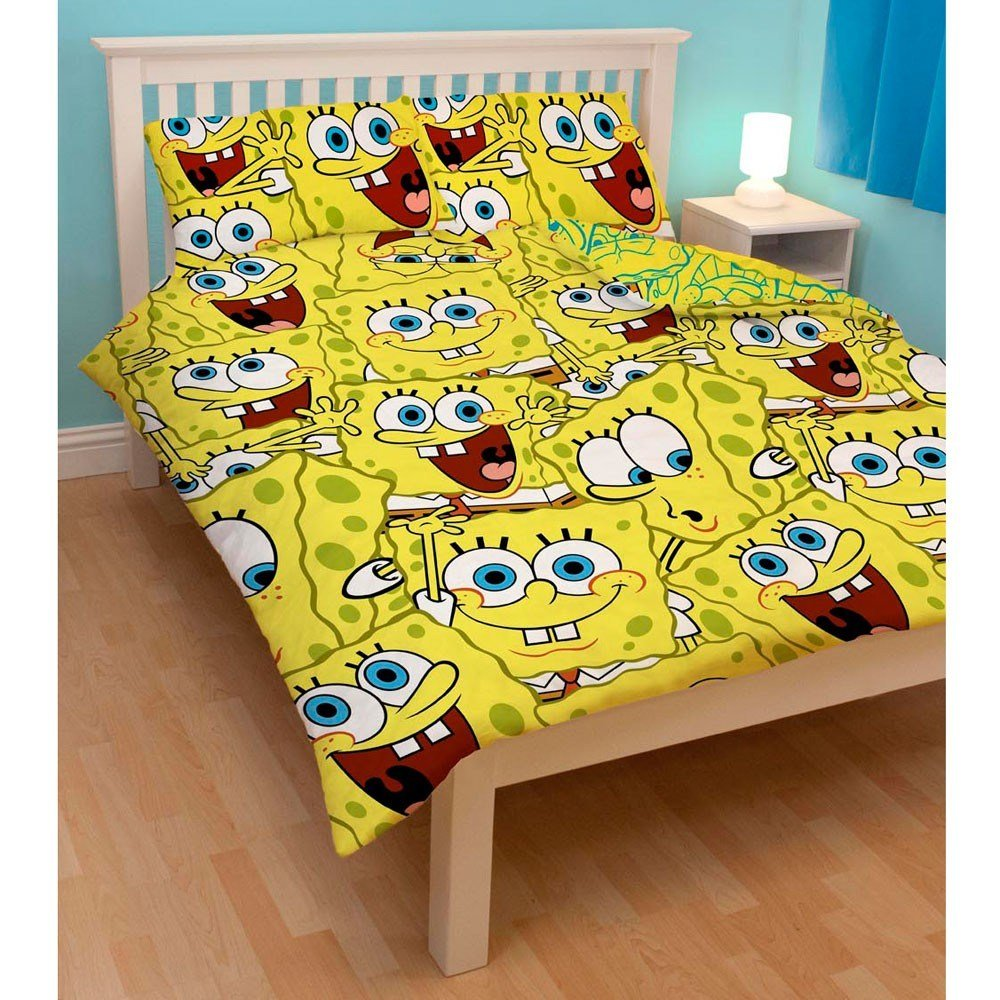 Best Spongebob Squarepants Bedroom Bedding Accessories With Pictures