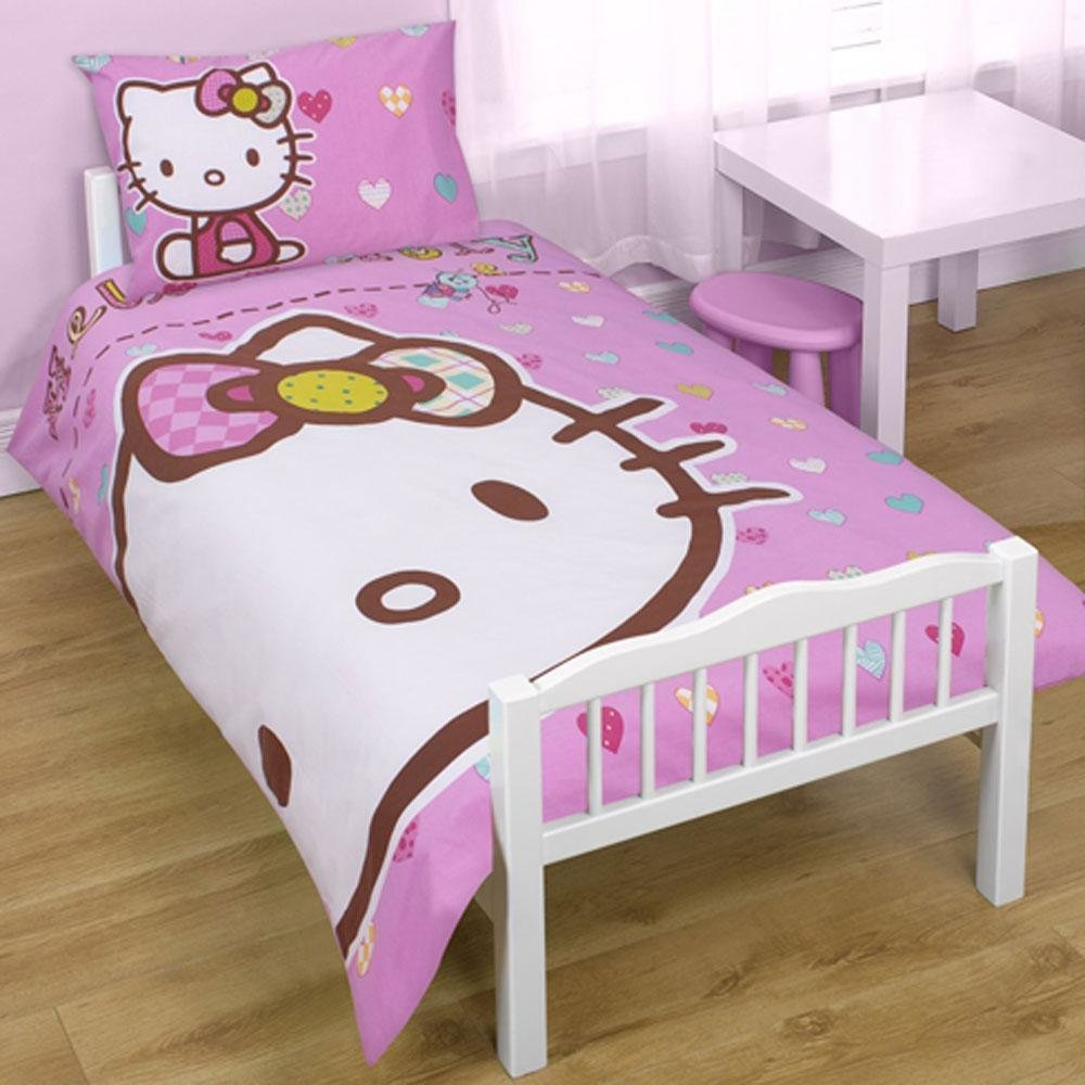 Best Official Hello Kitty Bedding Bedroom Accessories With Pictures