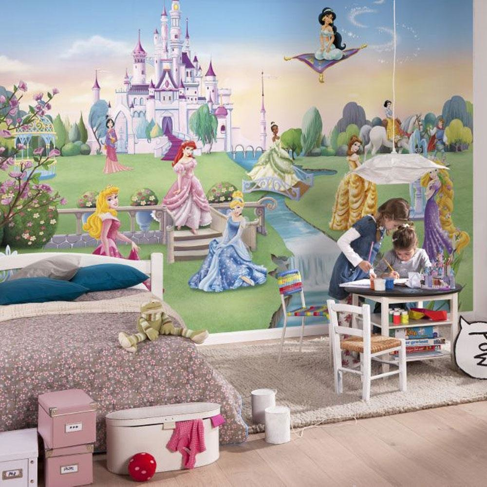 Best Childrens Bedroom Disney Character Wallpaper Wall Mural With Pictures