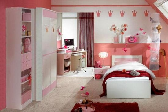 Best 25 Beautiful And Charming Bedroom Design For Teenage Girls – Design Swan With Pictures