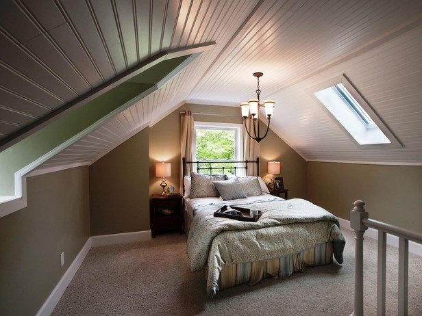 Best Attic Works Attic Master Bedroom Renovation With Pictures