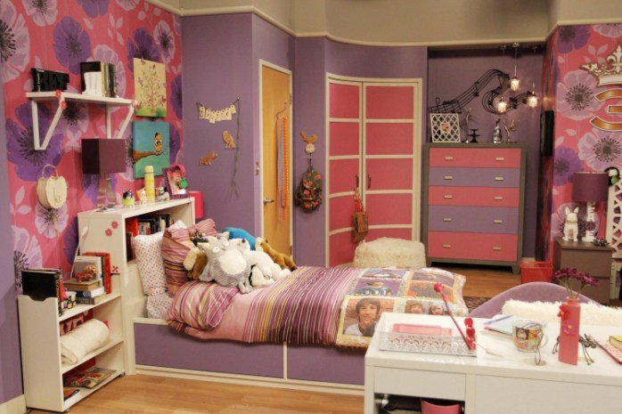 Best Get China And Olive S F Ant Astic Room From A N T Farm With Pictures