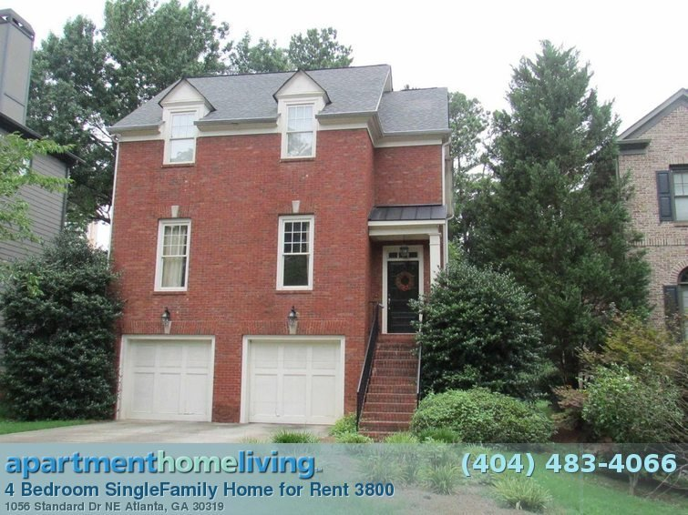 Best 4 Bedroom Houses For Rent In Atlanta Ga 28 Images 4 With Pictures