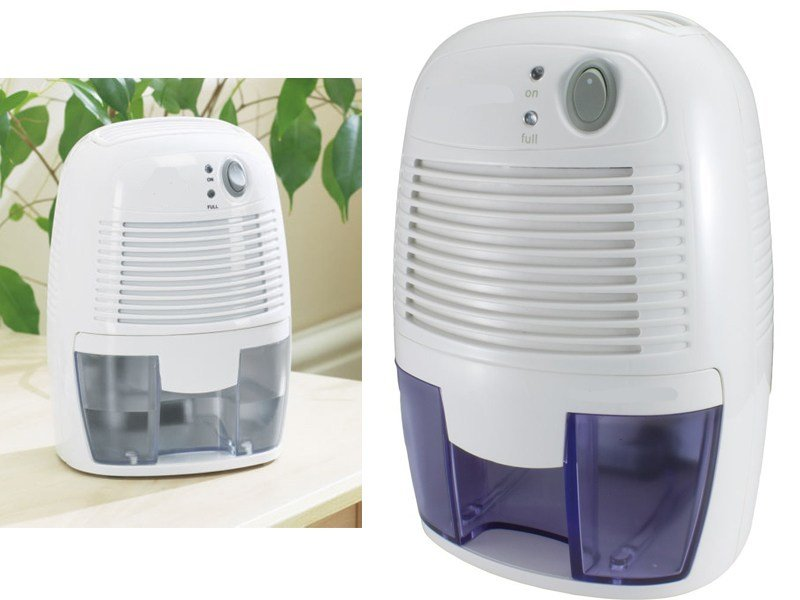 Best Mini Dehumidifier Portable 500Ml Air Moisture Damp Home With Pictures