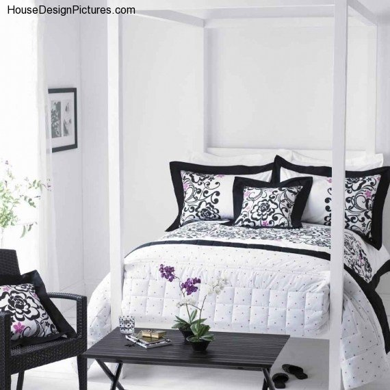 Best Black White And Red Bedroom Design Ideas With Pictures