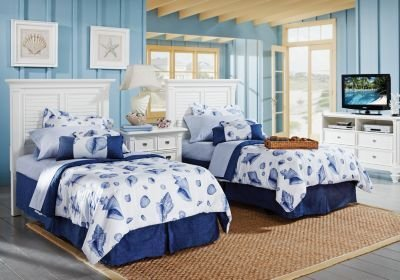 Best Belmar White 4 Pc Twin Guest Bedroom Bedroom Sets White With Pictures