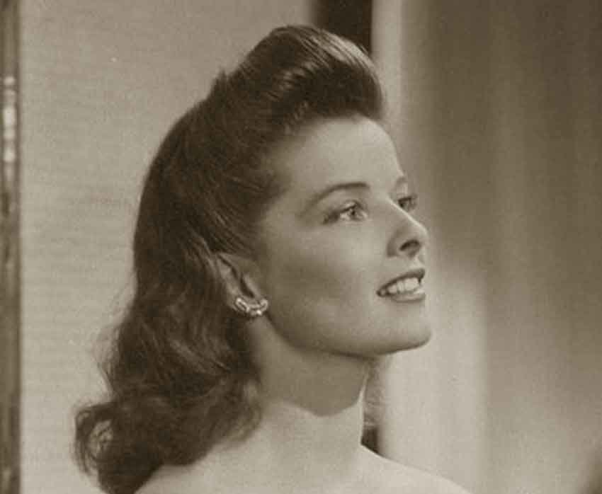 Free 1940S Hairstyles – Memorable Pompadours Glamourdaze Wallpaper