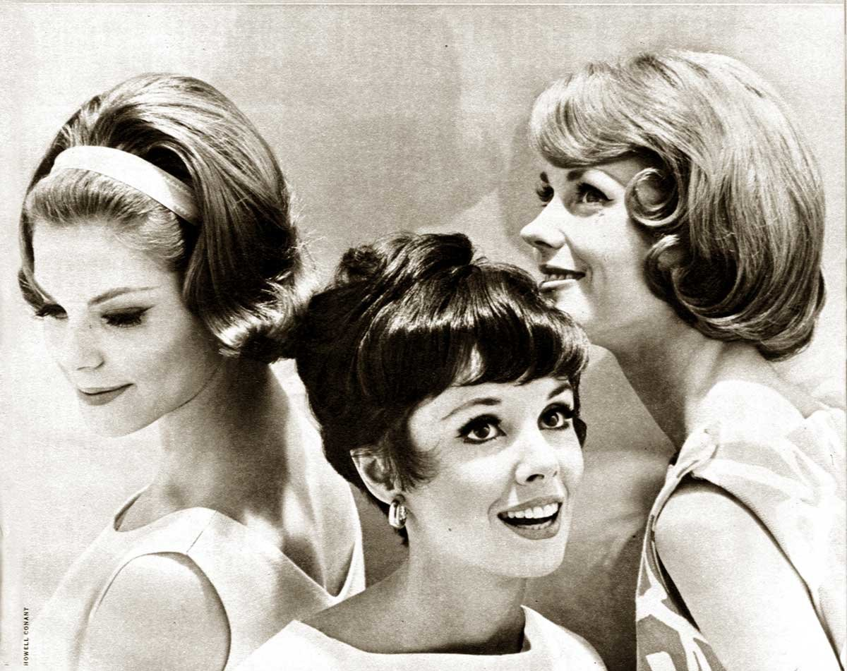 Free 1960S Hairstyles – Six Popular Coiffures In 1962 Glamourdaze Wallpaper