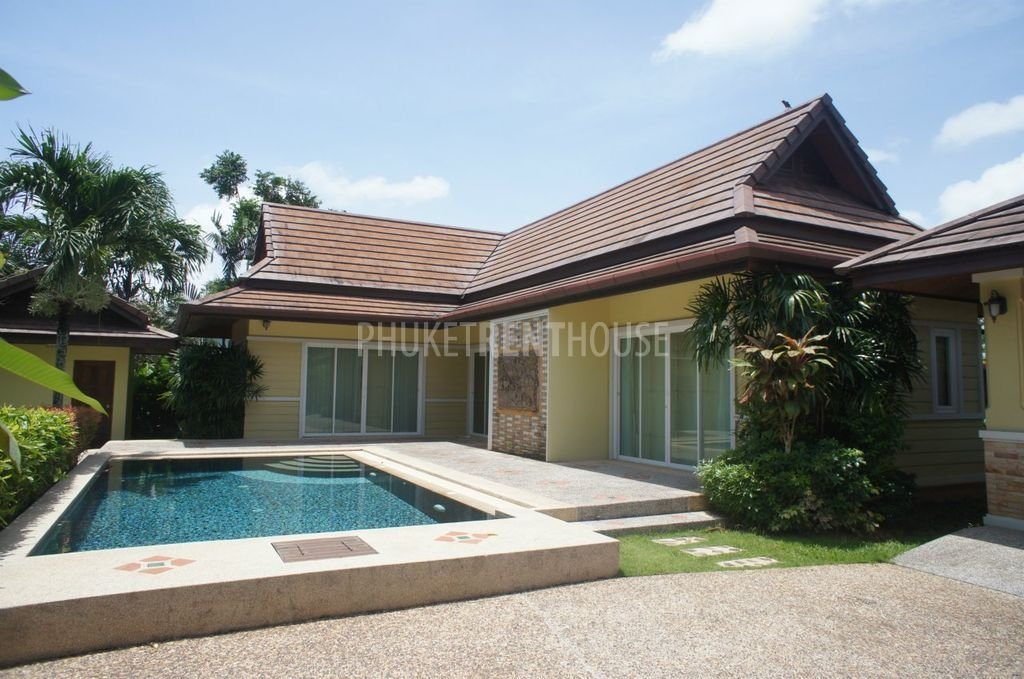 Best Che11021 2 Bedroom House With Private Pool For Rent With Pictures