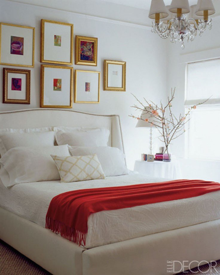 Best 17 Elegant Black White And Red Bedroom Design Ideas With Pictures