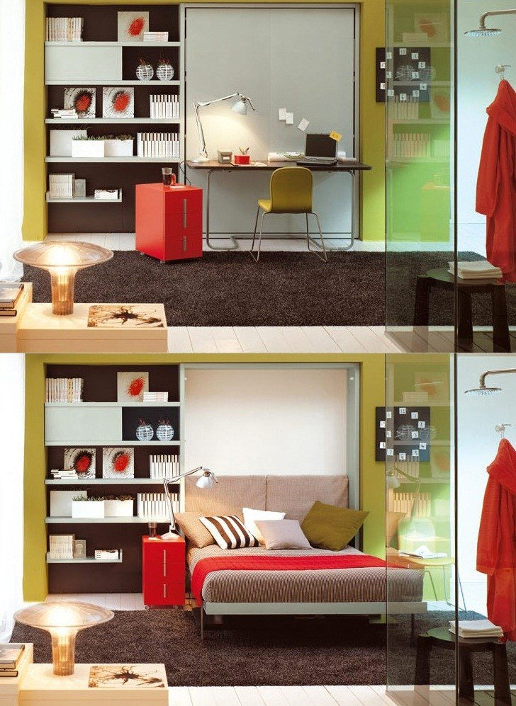 Best Bedroom Furniture For Small Bedrooms Multifunctional With Pictures