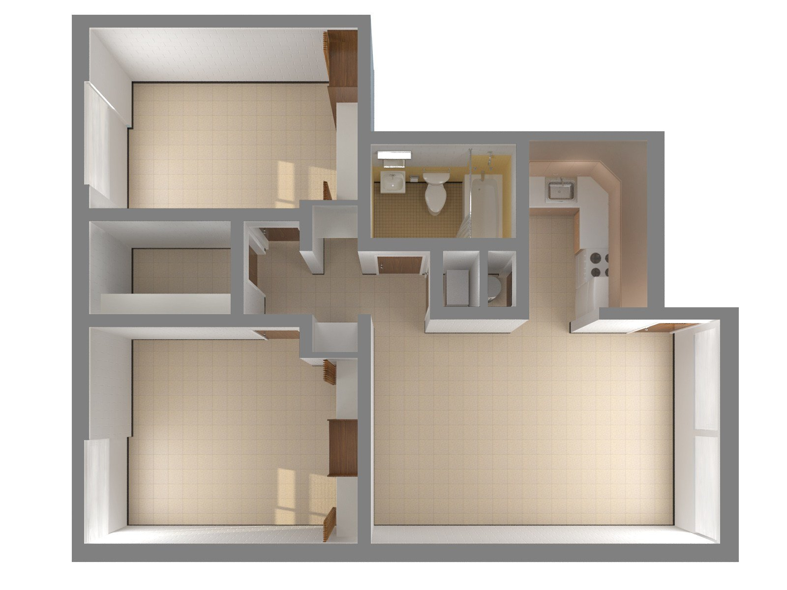 Best Two Bedroom Apartments Albany Ny Considering Layout For With Pictures