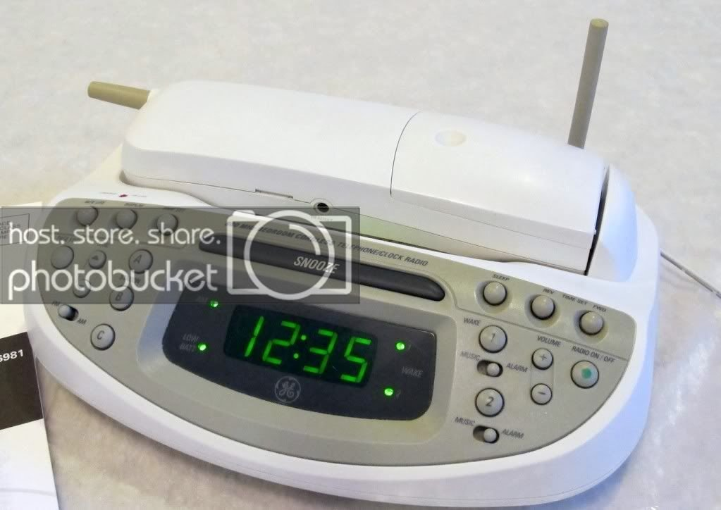 Best 26980Ge1 A Bedroom Full Featured Dual Alarm Clock Radio With Pictures