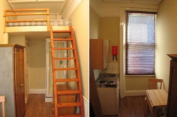 Best Cosy 6Ft Wide Flat In Posh London Neighbourhood Is So With Pictures