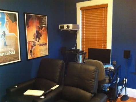Best My Spare Bedroom Setup Avs Forum Home Theater With Pictures