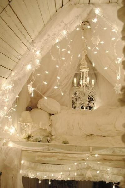 Best Twinkle Light Bedroom For The Bedroom Juxtapost With Pictures