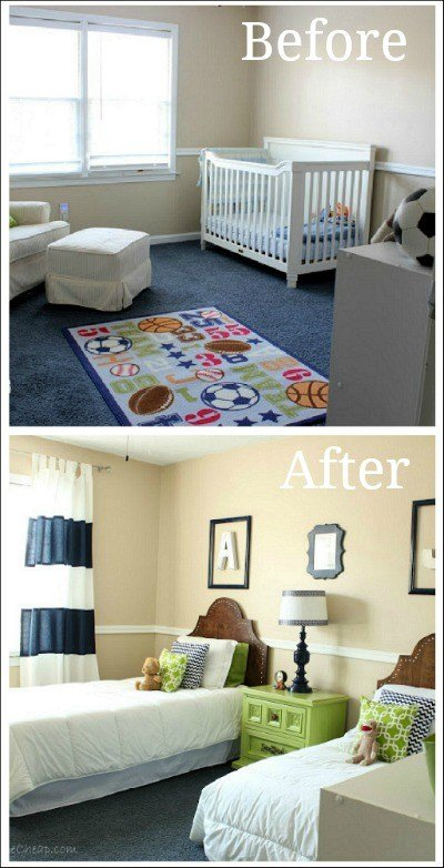 Best Before And After Decorating Pictures With Pictures