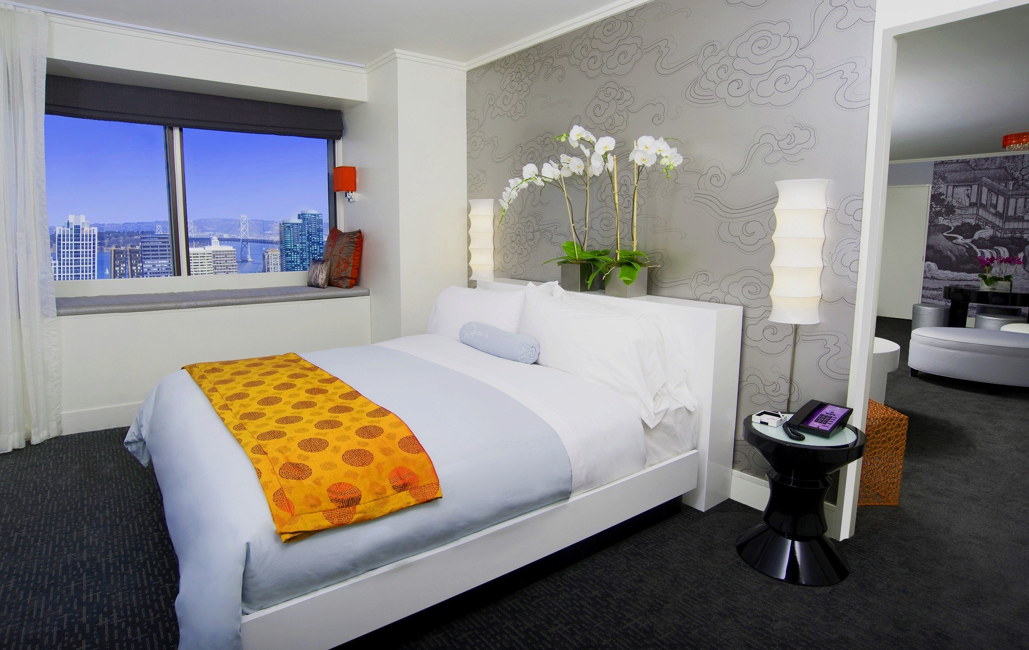 Best Extreme Wow Suites At W Hotel San Francisco With Pictures