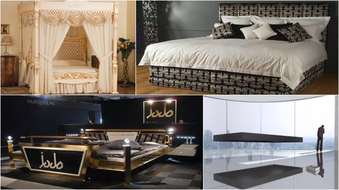 Best Here Are The 5 Most Expensive Beds In The World With Pictures