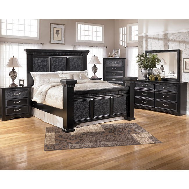 Best Cavallino Mansion Bedroom Set Signature Design By Ashley With Pictures